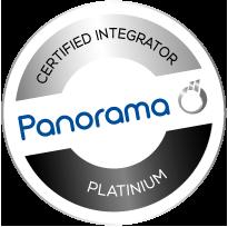 Panorama certified Platinium